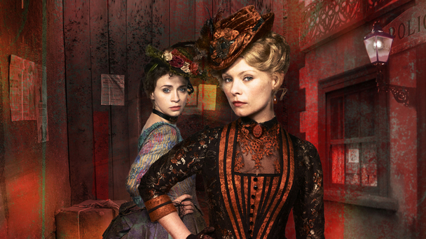 Left: Rose Erskine (Charlene McKenna) & Right: Long Susan (Myanna Buring)