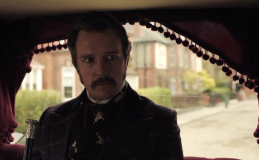 Mark Dexter as Sir Arthur Donaldson in 'Ripper Street' Episode 1: 'I Need Light'