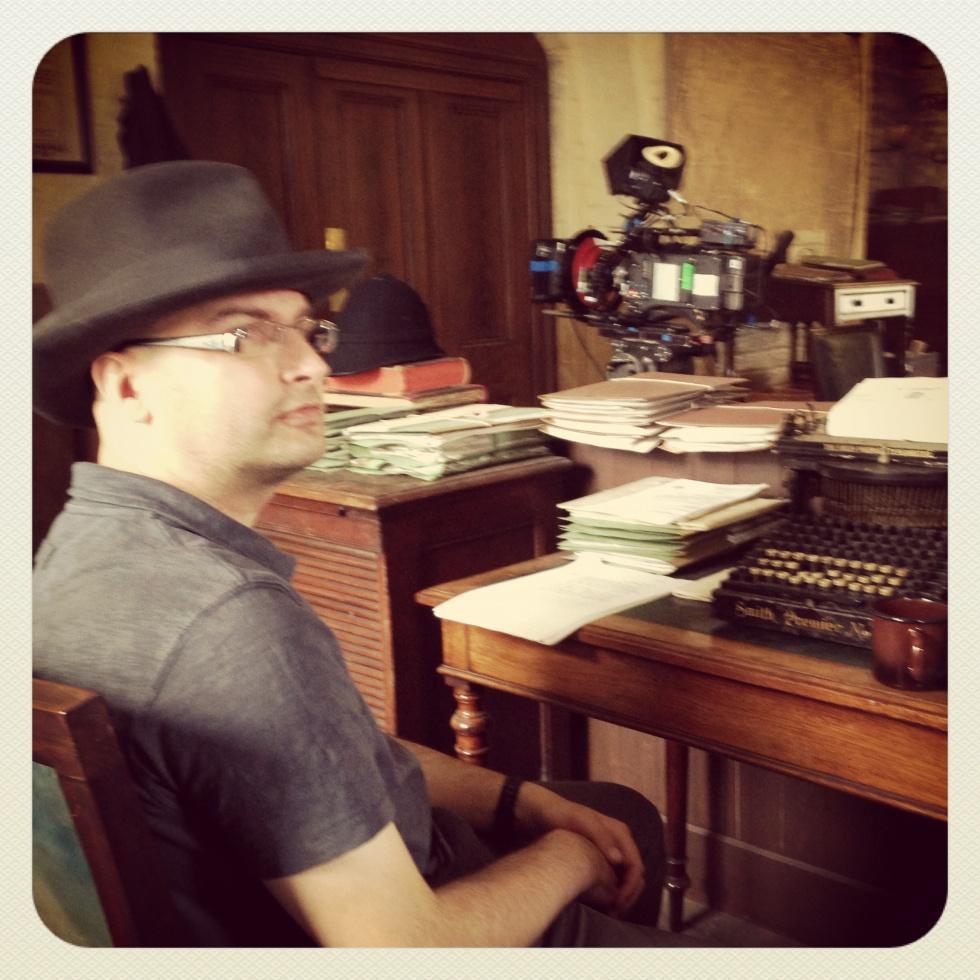 Simon Dennis - Director of Photography