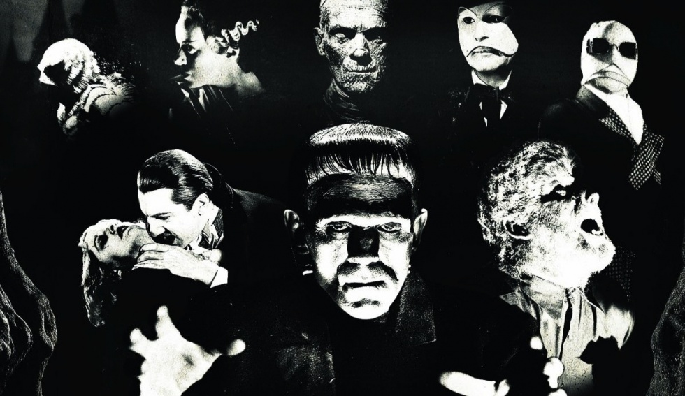 The classic and arguably definitive monster movie makeup designs from the Universal Horror Cycle of the 30s & 40s