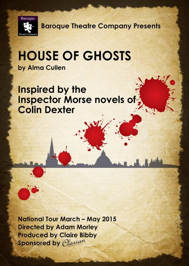 HOUSEOFGHOSTSposter